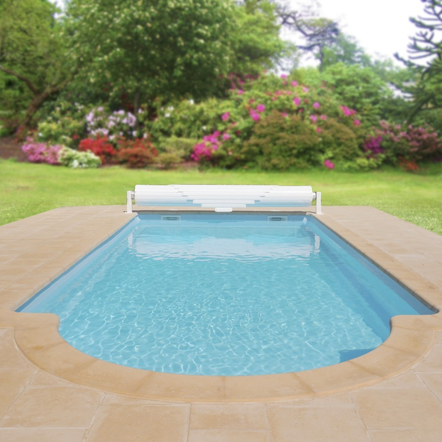Piscine Enterree Prix Of Piscine Enterr E Coque Polyester