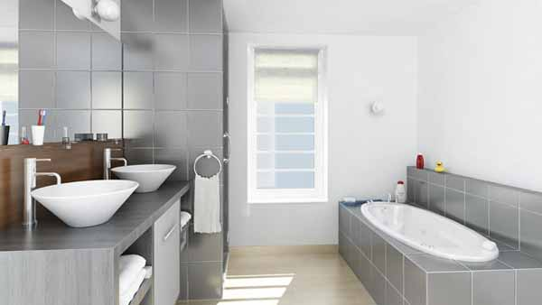 Audeyer pinede energie salle de bain for Bathroom design qualification